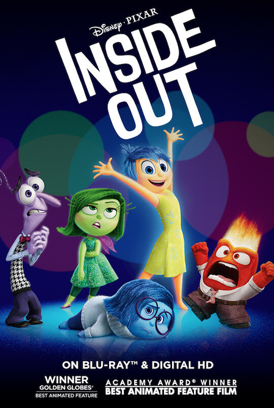 Paul Ekman Inside Out movie