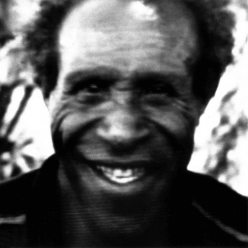 New Guinea Man photo set 1