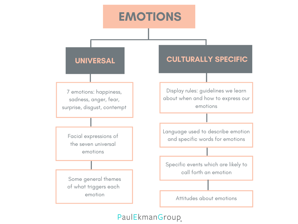 cultural differences in emotional expression